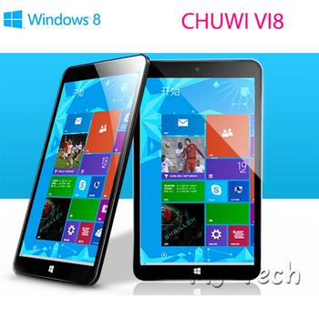 Chuwi VI8 окна 8 / Chuwi VI8 супер двойной ос Windows 8.1 + андроид 4.4 8 дюймов IPS Intel Z3735F четырехъядерный процессор 2 г 32 г планшет пк