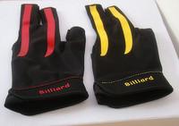 Freepost billiard snooker gloves high elastic gloves billiard snooker accessories
