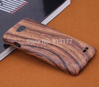2014 New--Wood Grain Design Hard Case Cover for LG L90 Case