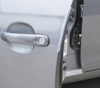 2014 real rushed the car door bumper strips door anti-rub Car door strip door crash suit