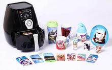 3D Mini Sublimation Press Machine DHL free shipping