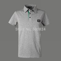 Hot Summer Dolc Men's Round Neck Collar Sport T-Shirt Tee Shirt  A1