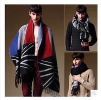 2014 winter scarf male flag scarf national flag scarf male scarf