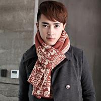 2014 male scarf muffler scarf all-match fashion scarf male basic