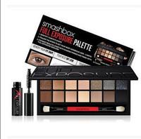 30pcs/lot  12pcs a set smash box full exposure palette eyeshadow kit dhl shipping