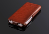 Vintage PU Leather Flip Case for iphone 4 4S 4G Phone Bag for iPhone4 Original FASHION Logo