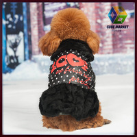 CUBE MARKET PET SHOP new arrival high quality fashion dog clothes winter coat for dogs. Pet dog clothes for winter