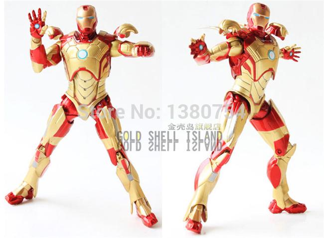 Cartoon Baby Iron Man Iron Man 4 Cartoon Model