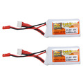 ZOP Power Lithium Li-polymer Lipo Battery 11.1V 8000Mah 3S 35C XT60 Plug For RC