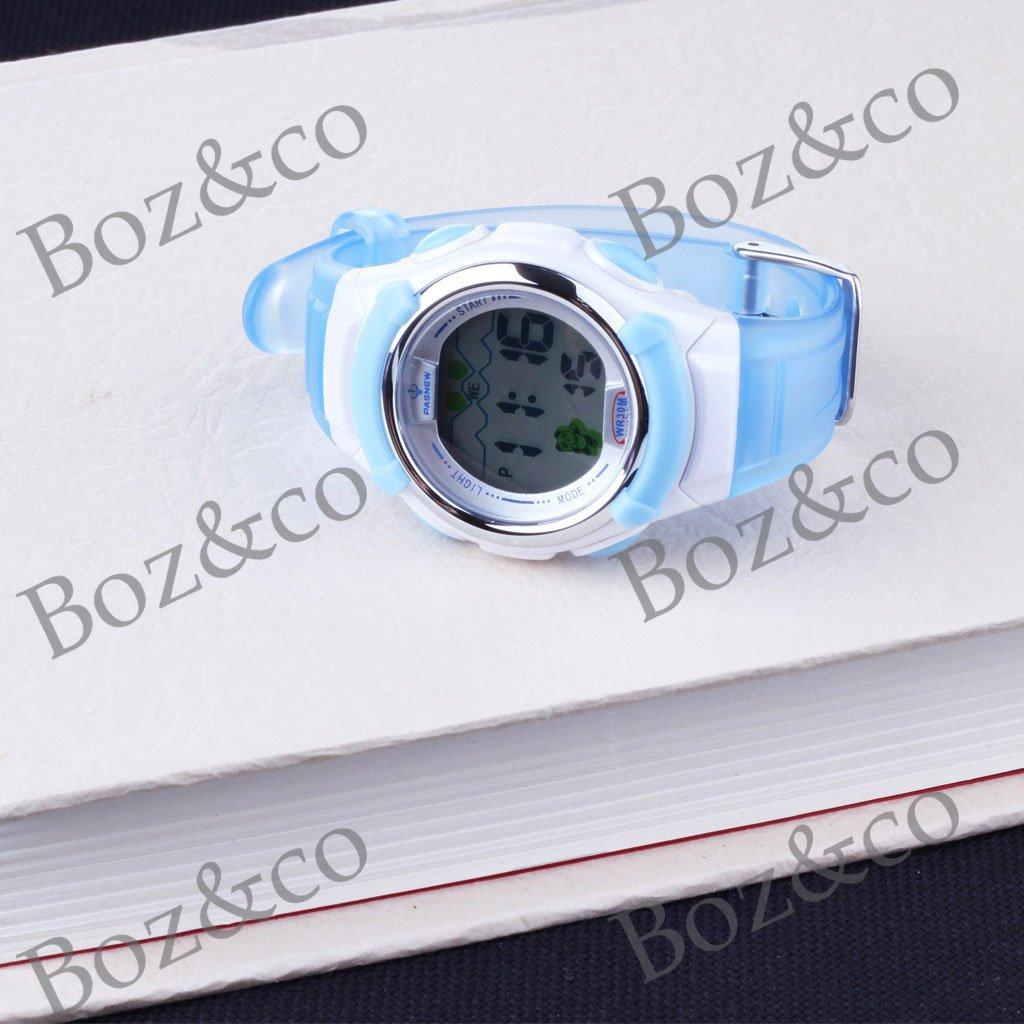 New Fashion watch PASNEW Fashion Waterproof Sports Students' Wristwatch PSE-327 4 Colors Free Shipping(China (Mainland))