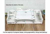 Free shipping,Computer, Display Desktop Increased The Bracket Base Bracket Table Shelf Waterproof