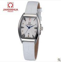 2015 Luxury Curren Watch Women Brand Quartz Wristwatches Relogio Masculino Relojes Leather Band Casual Fashion Christmas Gift