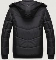 Jordan Parkas Casual   men's coat