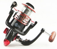 NEW HIGH QUALITY Metal Fishing Reel 10+1 Balls Spinning Fishing Tackle for Fresh/Saltwater Reel MH1000-7000