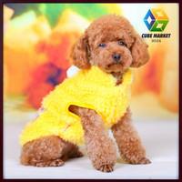 CUBE MARKET PET SHOP Pet Dog jacket dogs coat Puppy Soft Clothes Dog fleece Pajamas Apparel Free&DropShipping