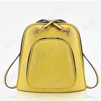 1PC FREE SHIPPING 2014 New Fashion Preppy Style Two-way women bag Criss-Cross shoulders bag MHB049
