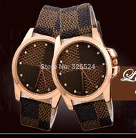 2014 new fashion Business Quartz watch Men sport Watches Curren Military Watches Men Corium Leather wristwatch