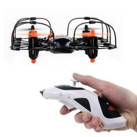 Udi u830 4-axis aircraft 2.4G 4CH RC Quadcopter With gravity sensor Mini UFO 360 Eversion RC Helicopter hot selling