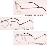 Unisex Semi Rimless Alloy Glasses frames Mans Myopia Optical Glass Homen Mulhere de Metal Oculos Meia-aro da Armacao 12pcs/Lot