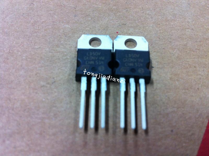 [SA]Tong Jia Electronics LD50V LD5.0V TO-220 new original ST company stock sales--50pcs/lot(China (Mainland))