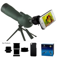 Free shipping Optical Zoom mobile Cellphone Telescope Telephoto Lens For iphone 5 5G ,