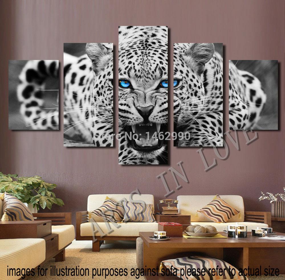 Online kopen wholesale animal print schilderijen uit china animal print schilderijen groothandel - Verf modern muur ...