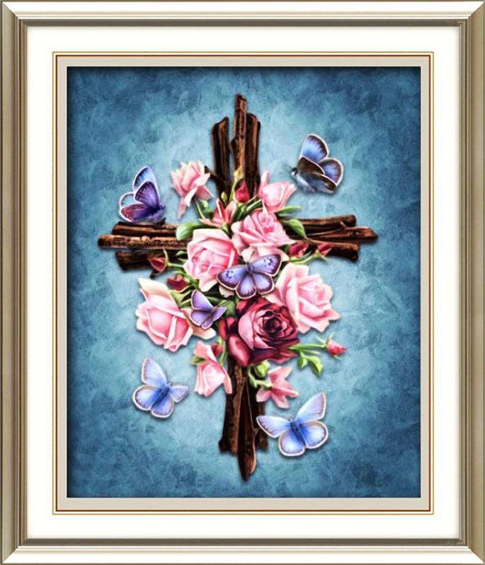 Вышивка крестом купить в туле