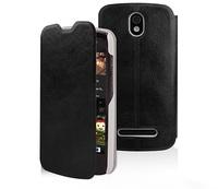 desire 500 leather Flip case for htc desire 500 506e 5088 509d phone case flip case cover leather 20pcs for 509d flipcase luxury