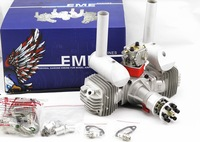 Wholesale lowest price EME 120 cc brand GAS Engine For Airplane model hot sell