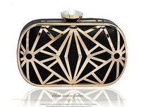 2014 Fashion Brand Luxury Evening Bag Women Chain Mini Shoulder Handbag Crystal Purse Lady Evening Party Clutch Bag