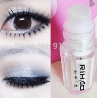 2015 NEW Hot Sale Makeup Pearl White Eyeshadow Powder Bronzer Eye Shadow Cosmetic Makeup Eye Liner Scroll Highlighter