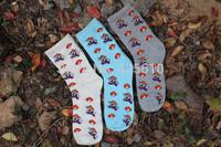 Brand Men/women Socks Cotton socks Super Mario Fashion Cannabis Plantlife Socks Sport Weed Stocking Wholesale
