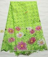L321026  Free Shipping !! Multi Color Cord Lace / Multi Color Cupion Lace / Multi Color Chemical Lace