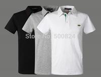 Hot Summer Dolc Men's Round Neck Collar Sport T-Shirt Tee Shirt  A4