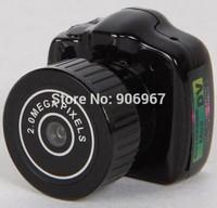 HD 720P The Smallest Mini Digital Pinhole Camera Webcam Video Recorder DVR DSLR Camera