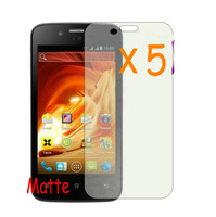 Retail Packing 5x Matte Anti Glare LCD Screen Protector Guard Cover Film Shield for GIONEE GN180 FLY IQ440