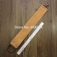 High Quality Genuine Leather Shaving Sharpening Strop For Barber Straight Razor LS-50