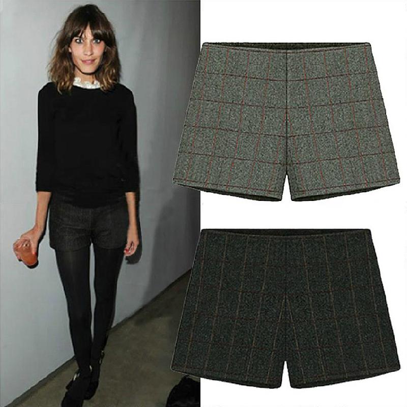 Plus Size Dress Shorts