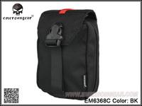 EMERS tool bag Military First Aid Kit BK / KH / FG free shipping