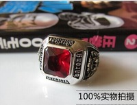 Thai court shall Oriental Vibrations retro silver rings for men 925 sterling silver ring inlaid crystal male