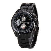 Men Quartz Watch Watches Men Luxury Brand Clock Waterproof Stainless Steel Wristwatches With Calender Relogio Masculino AB031