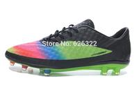 2015 Mulitcolor Neymar Soccer Cleats Mens Hyper Phantom Premium FG Boots