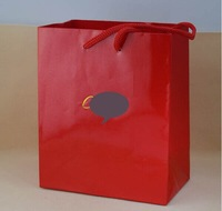 15X12.5cm Red Jewelry Sets paper bag with for necklace Earrings Ring bracelets box Band Gift Box Red Packaging