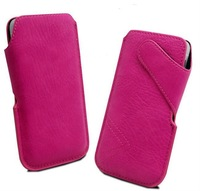 Free Shipping PU Leather Pouch phone cases For Philips D833 W8355 W732 W6350 W930 W632 Cell Phone Accessories
