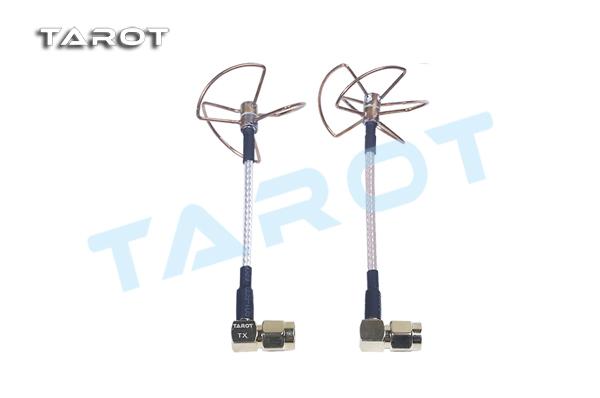 TAROT 5.8G FPV 3/4 Blade Planar skew Video A/V Tx Rx Wireless Antenna TL300K(China (Mainland))