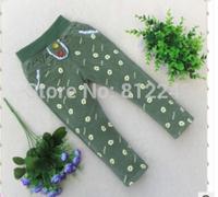 Panty girl child leisure corduroy pants, children's pants
