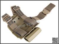 SAF Style M4/AUG Triple Leggings Magazine Pouch/DE magazine bag free shipping