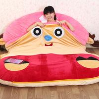 200x150cm Large Size One Piece Tony Tony Chopper Plush Big Stuffed Toys Kids Giant Doll Japanese Cartoon Anime Bed Free Shipping