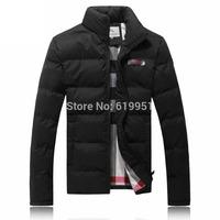 2015 new arrival winter men brand Outdoors Jacket Men Sports Outdoor Padded  Waterproof Parkas European style 4 colors