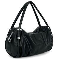 2014 Hot Women Handbags Designer leather weave bag Tassel rivetzipper travel sheepskin splice Shoulder Messenger bag bolsos new